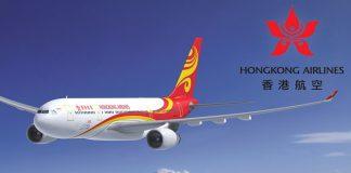 Hongkong Airlines KM vé đi Hongkong giá rẻ từ Việt Nam chỉ từ 1034 USD
