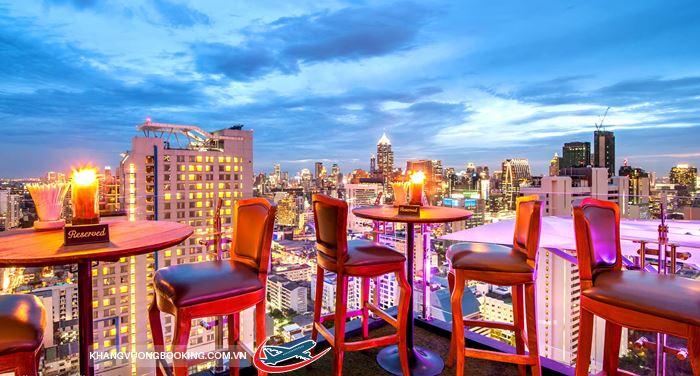 Trải nghiệm kì nghỉ ở Bangkok