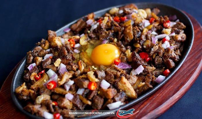 Món ngon đặc sản của Philippines.