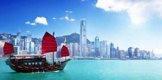 Vietnam Airlines ưu đãi vé rẻ đến Hongkong.
