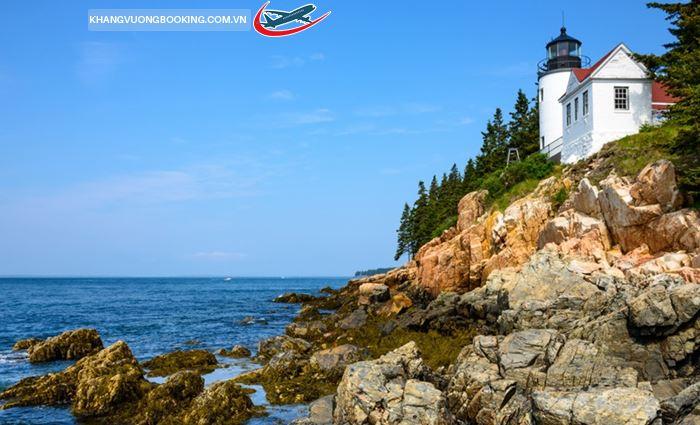 Công viên quốc gia Acadia Mỹ