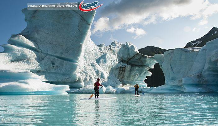 Công viên quốc gia Kenai Fjords Mỹ