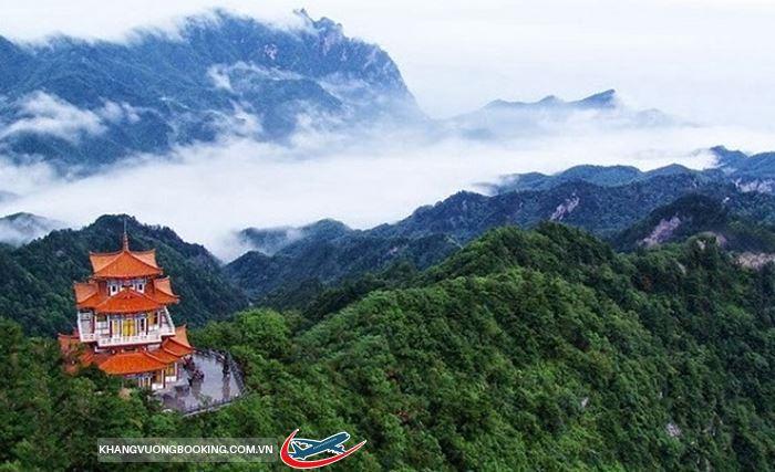 Núi Bạch Vân Quảng Châu