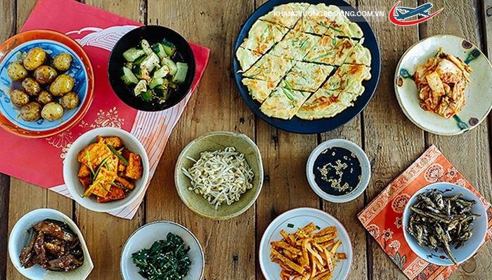 Cùng Air Aisa khám phá ẩm thực xứ Hàn