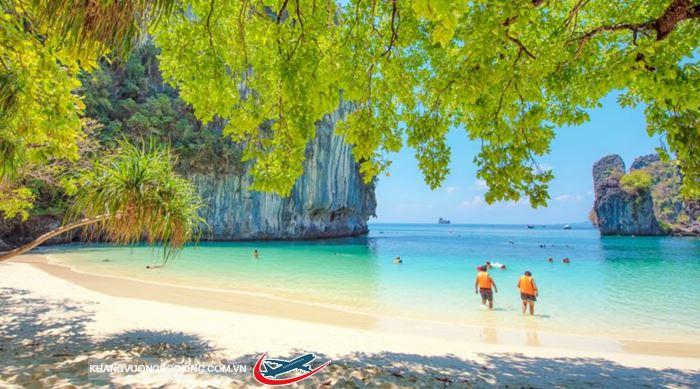 Vẻ đẹp ở Krabi