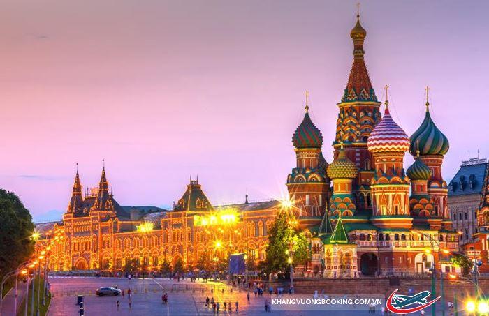 Khám phá Saint Peterburg Nga
