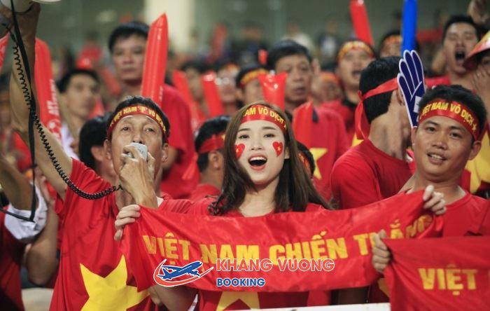 Cùng Vietjet Air cổ vũ U23 Việt Nam