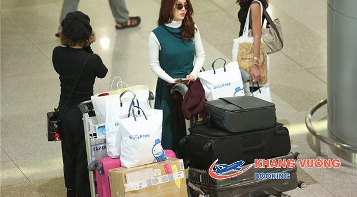 Hành lý ký gửi không vượt quá 270cm
