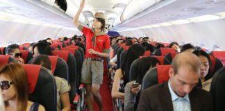 Hành lý bị cấm của Vietjet Air