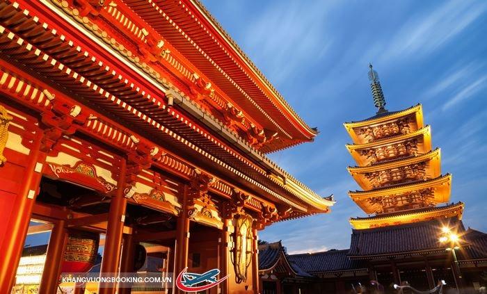 Tokyo - Điểm đến văn hóa nổi tiếng tại Nhật Bản