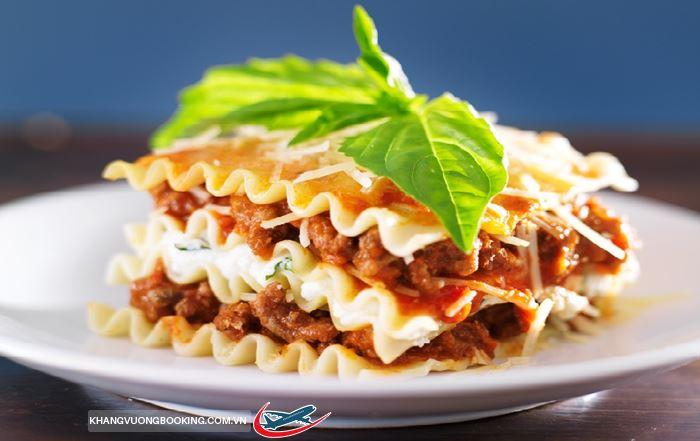 Món Lasagna
