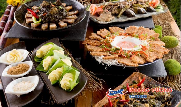 Nhà hàng ăn ngon tại Philippines