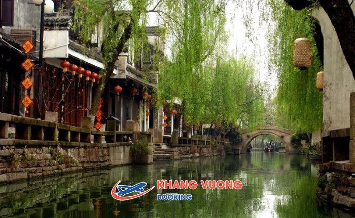 Xin visa đến Giang Nam Trung Quốc thưởng ngoạn