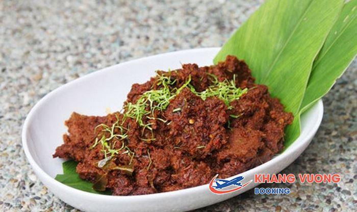 Cơm rang Nasi - Nét ẩm thực độc đáo của Indonesia
