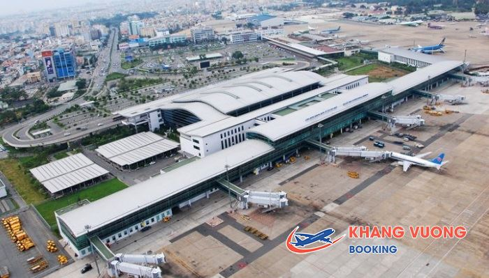 Sân bay Tân Sơn Nhất có 4 nhà ga
