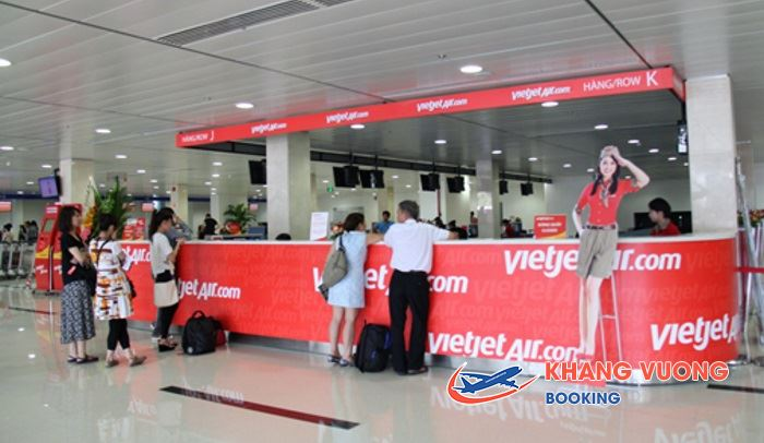 Thủ tục hoàn đổi vè Vietjet Air