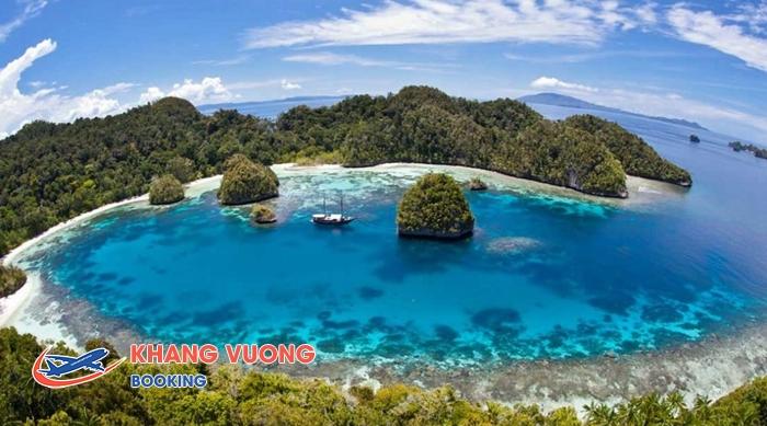 Đảo Raja Ampat, Indonesia