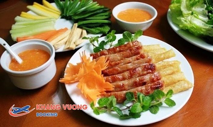 Nen nướng Nha Trang