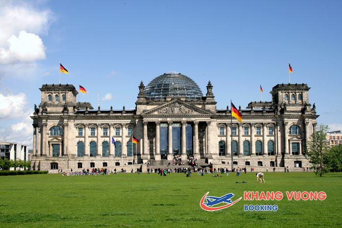 Toà nhà Quốc hội Đức