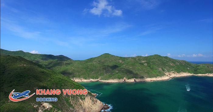 Long Ke Wan với khung cảnh tuyệt đẹp