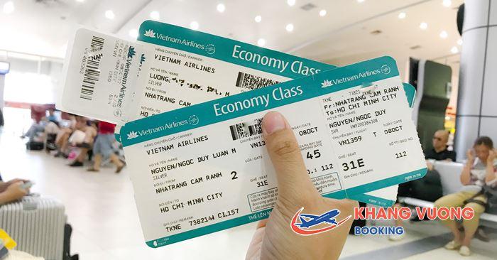 Mua được vé máy bay nhưng mất giấy tờ tùy thân phải làm thế nào