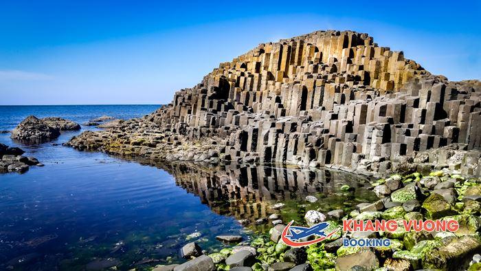 Vùng bờ biển Gaint's Causeway