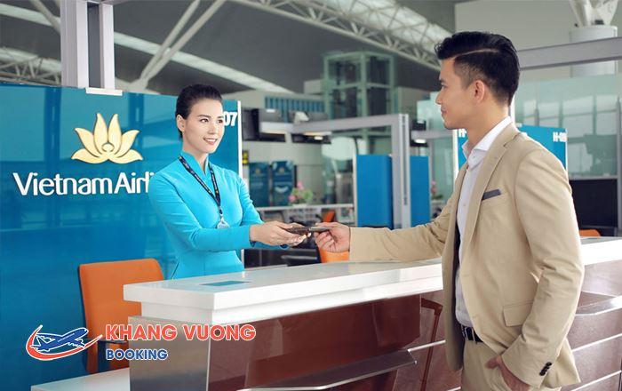 Vietnam Airlines miễn phí đổi giờ bay cho hạng thương gia