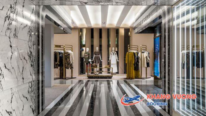 KaDeWe trung tâm mua sắm sang trọng tại Berlin