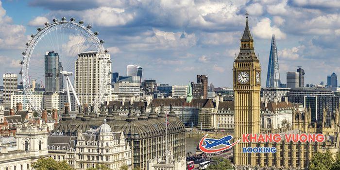London điểm đến lãng mạn giành cho những cặp đôiLondon điểm đến lãng mạn giành cho những cặp đôi
