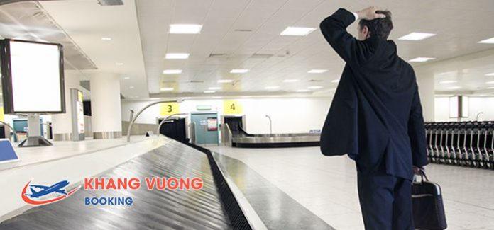 Tránh thất lạc hành lý khi đi máy bay
