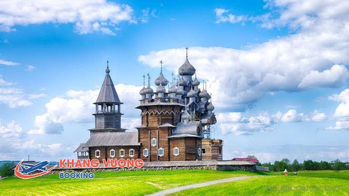 Nhà thờ Preobrazhenie Gospodnya
