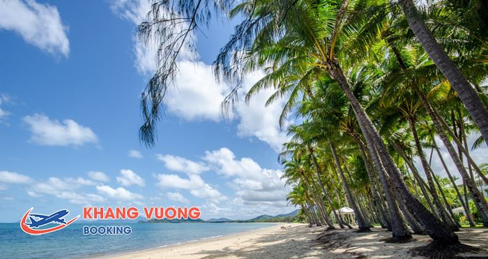 Biển Palm Cove thiên đường chốn hạ giới