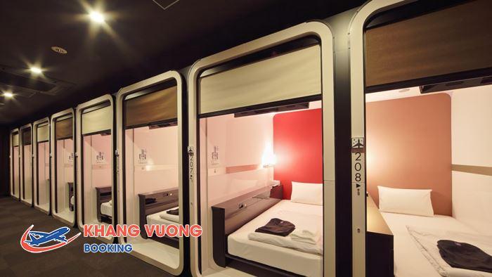 SLEEEP khách sạn hộp ngủ
