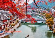 Trương Gia Giới địa điểm hấp dẫn tại Trung Quốc