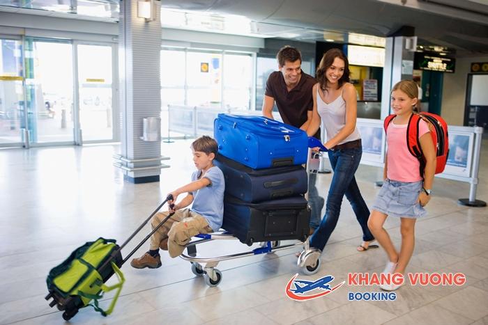 Hành lý xách tay và hành lý ký gửi