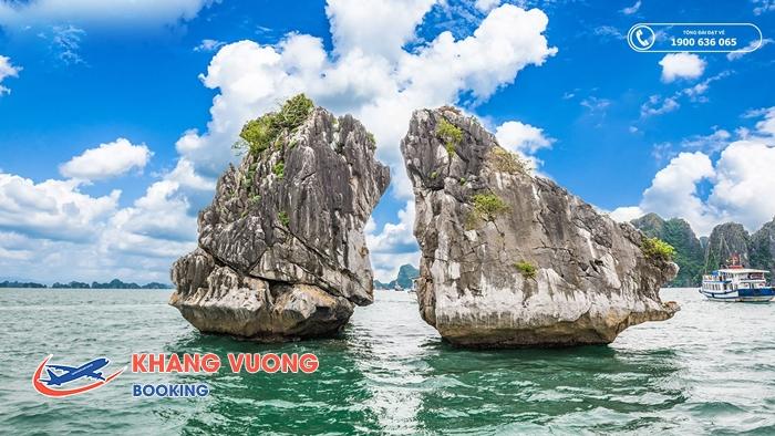 Di sản thiên nhiên thế giới như Vịnh Hạ Long