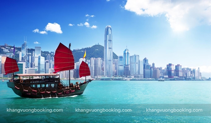 Trải nghiệm Hong Kong cùng Vietjet