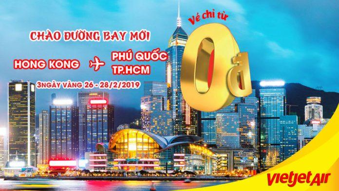 Kết nối Hong Kong chỉ từ 0 đồng trải nghiệm chuyến đi tuyệt nhất