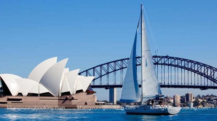 Giảm 20% giá vé máy bay Hà Nội đi Sydney