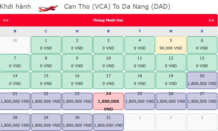 Vé 0 đồng bay cùng một nửa yêu thương ngày 8/3 đến Đà Nẵng