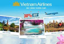 Giảm 30% cùng Vietnam Airlines khám phá di sản thế giới