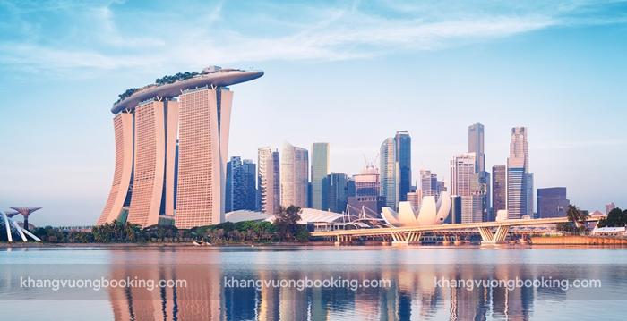 Du lịch Singapore với giá vé khuyến mãi từ Vietnam Airlines