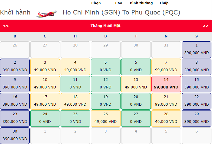 Khuyến mãi vé máy bay 0 đồng đón hè cùng Vietjet