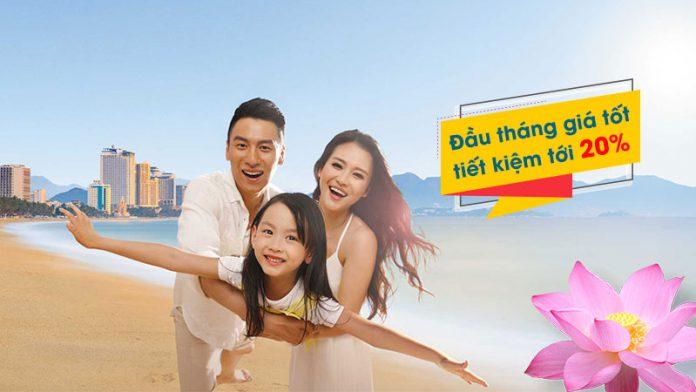 Du lịch thả ga cùng vé máy bay siêu tiết kiệm đầu tháng 7 từ Vietnam Airlines