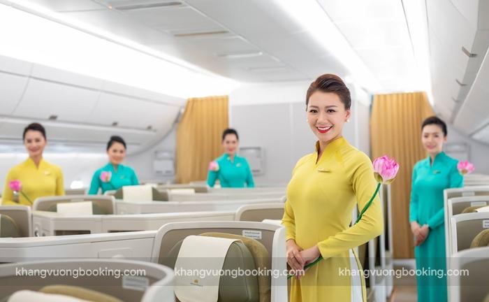 Ưu đãi 10% giá vé mừng sinh nhật vàng cùng Vietnam Airlines