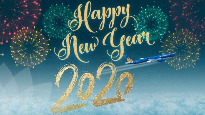 Vietnam Airlines khuyến mãi 10% khởi đầu 2020