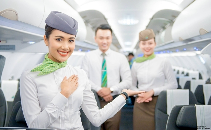 Bay hè sảng khoái khuyến mãi giảm 30% giá vé từ Bamboo Airways