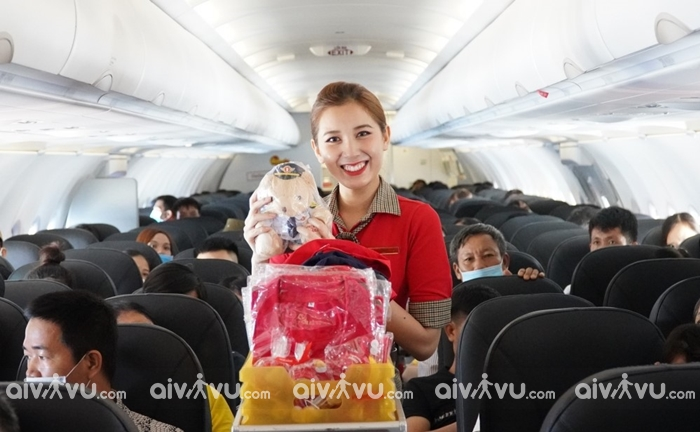 Vietjet Air khuyến mãi Quốc khánh 2/9 giảm 50% giá vé máy bay