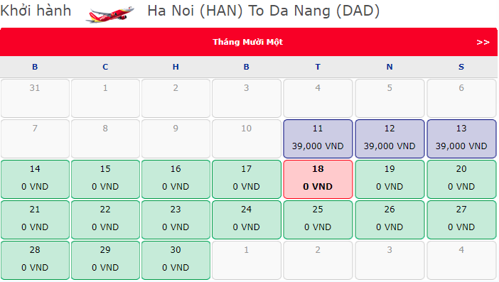 Ngày hội độc thân Vietjet Air khuyến mãi vé máy bay 0 đồng