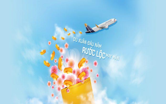 Khuyến mãi Vietnam Airlines du lịch thả ga đón mừng năm mới